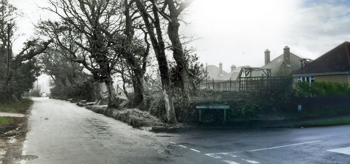 Wainsford Road and Greenmead Avenue, 1939 - 2015