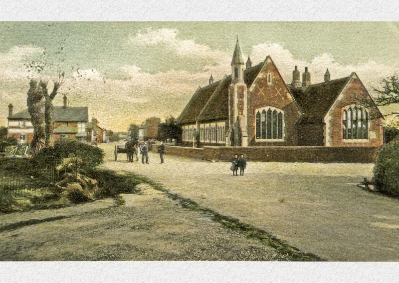 Pennington School 1906