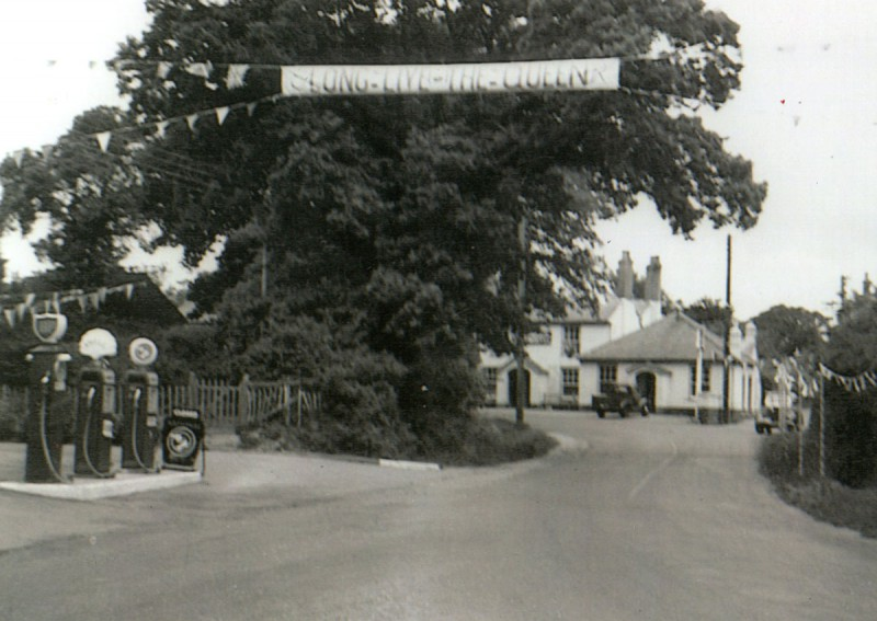 The Crown Inn 1953
