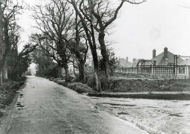 Wainsford Road Greenmead Avenue 1939