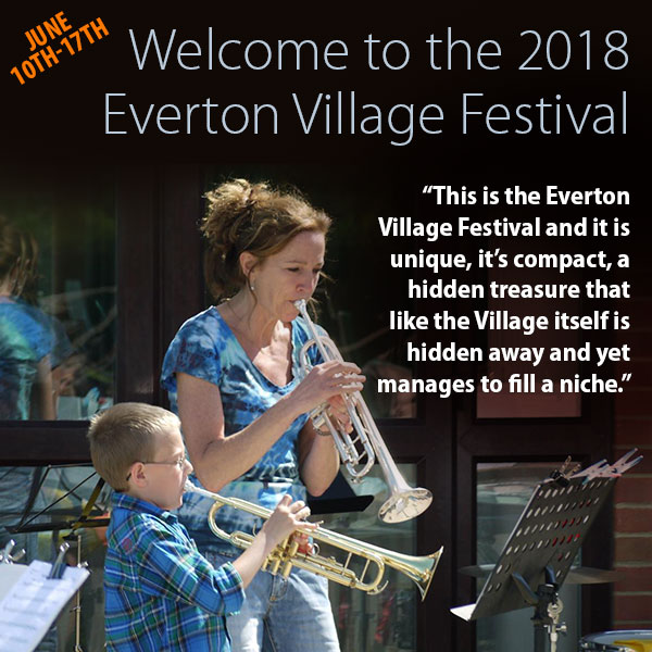 Everton Village Festival 2018