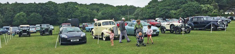 Everton Village Festival Car Show