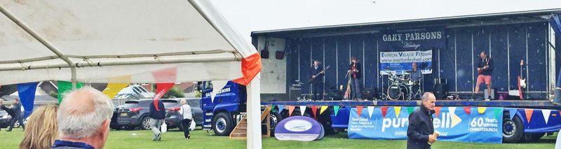 Everton Village Festival Live Music