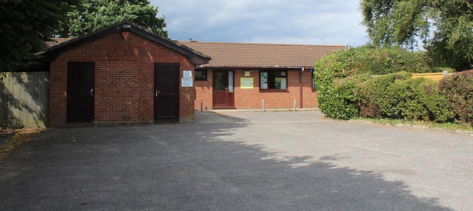 Everton Pavilion Car Park